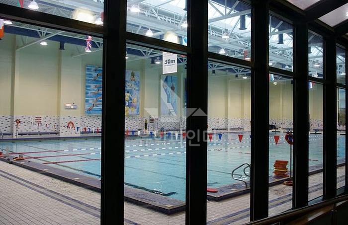 교내 수영장