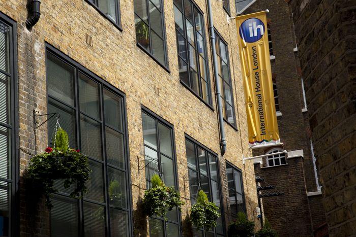 IH 런던 학교 건물