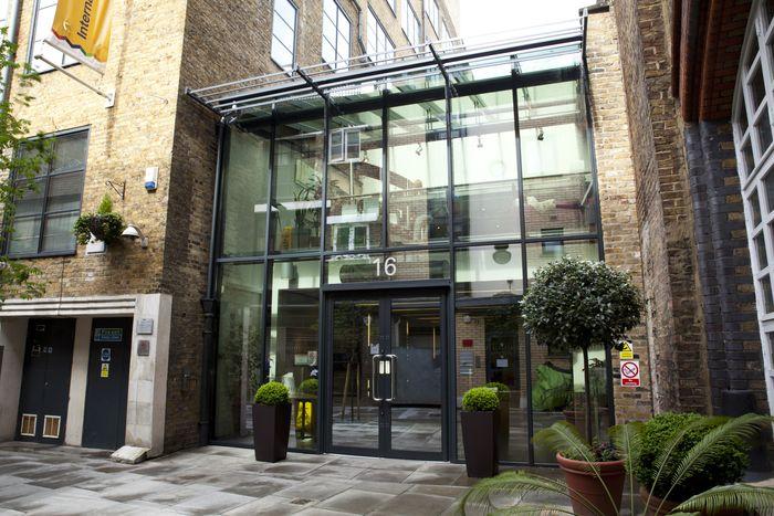 ih 런던 비지니스 과정 프로모션