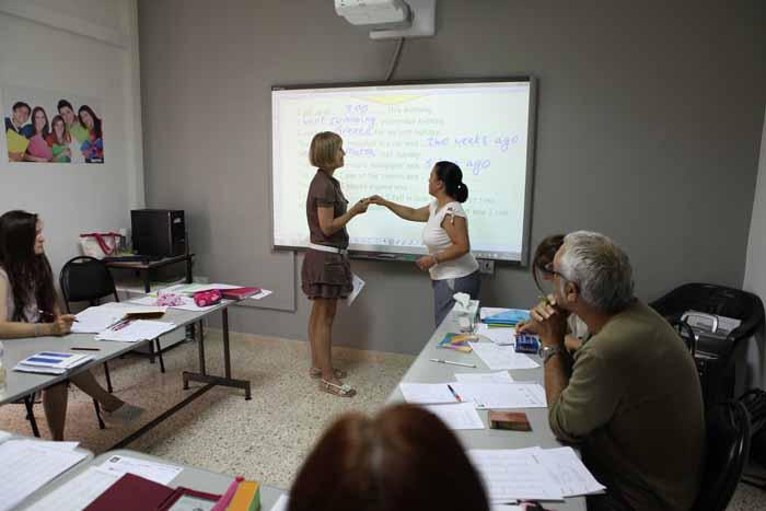 GV 몰타 수업