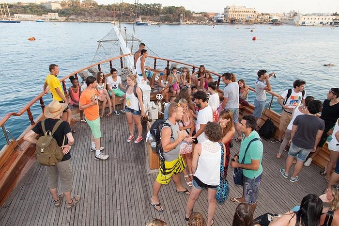 엑티비티(Boat Party)