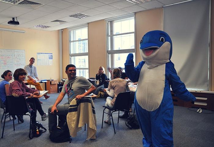 Delfin Classroom