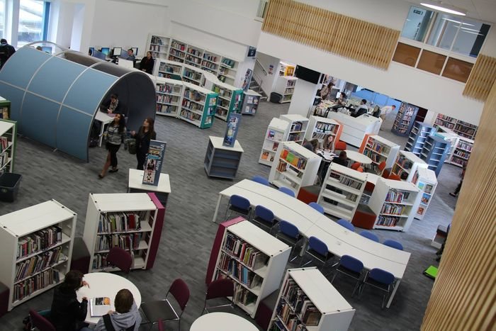 The Learning Resource Centre (LRC)