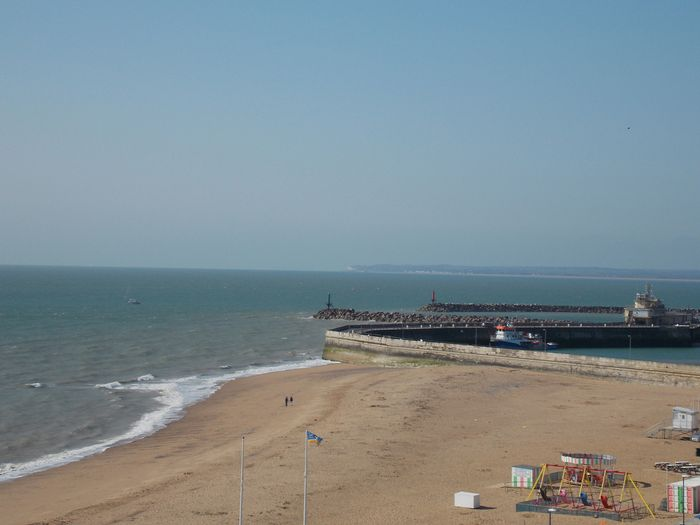 람스게이트  바닷가