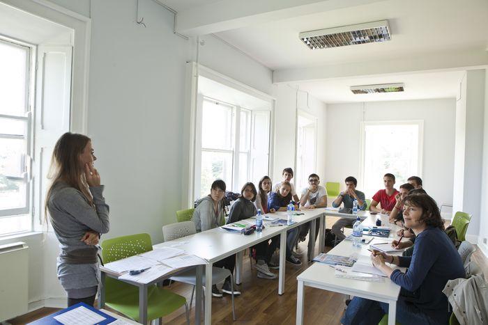Milltown Park Classroom